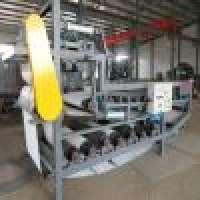 Solid material dewatering belt filter press Manufacturer