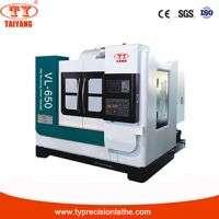 High precision cnc vertical milling machine center Manufacturer