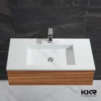 Corian Solid Surface bathroom sinks and basins