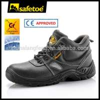 sports leather safety shoes man CE certificate Manufacturer