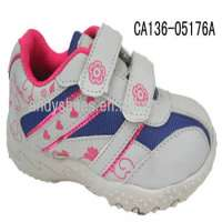 Girl shoes pvc injection outsole low sport shoes Manufacturer