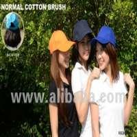 Sports Cotton Brush Plain Cap Manufacturer