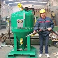 portable and Dustless Sand Blasting Machine Manufacturer