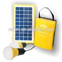 Small solar system power pack