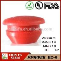 customized silicone rubber seal plug
