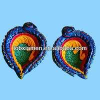 Handmade Terracotta Diyas Diwali Decorative Candles Manufacturer