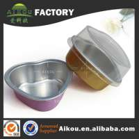Food aluminum serving dish in various sizes tray Manufacturer