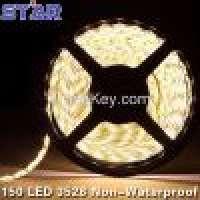 Invisible Tapes and LED Strip Light SMD 3528 30ledsm Waterproof Flex LED Tape String Ledstrip Lamp Ceiling Light 6 Colors Manufacturer