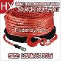Red Color Warn Winches Rope Thimble Hook Manufacturer