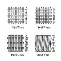 dutch weave wire mesh  Manufacturer