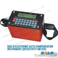 DDC8 Resistivity Meter and Electronics Measuring Instruments Manufacturer