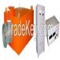 RCDAG aircooled electromagnetic separators Manufacturer