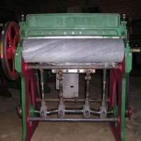 Cotton Processing and Grinning