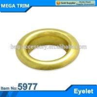 shoe stainless steel metal eyelet