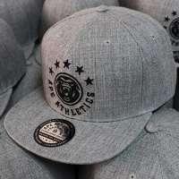 Acrylic Wool Snapback Cap