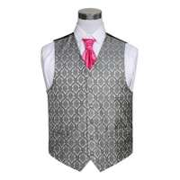 coloured mens designer waistcoats Manufacturer