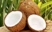 Fresh Raw Coconut