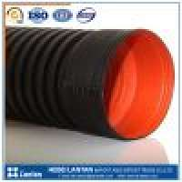 HDPE Doublewall corrugated pipe drainage and sewage Manufacturer