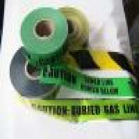 Water Proof Cotton Cloth Tape and Danger Tape PEPVC caution tape warning tape Manufacturer