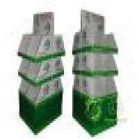 Cardboard pallet display school uniform Manufacturer