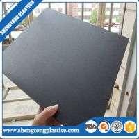1220*2440mm black skin texture HDPE sheet orange peel surface Manufacturer