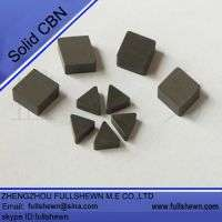 Solid CBN inserts Solid CBN Cutting Tools metalworking Manufacturer