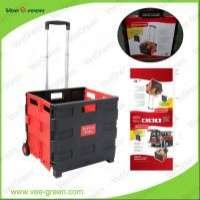 Pack&Roll Shopping Trolley Home Use Manufacturer