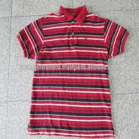Used clothing men s 3button polo tshirts Manufacturer
