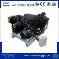 Industrial Belt Driven Air Compressor