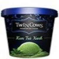 TwinCows Green Tea Ice Cream 450ml Manufacturer