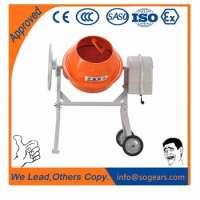 mini diesel concrete mixer