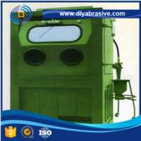 glass bead wet sand blasting machine cabinet Manufacturer