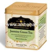 Golden Tips Jasmine Green Full leaf Tea