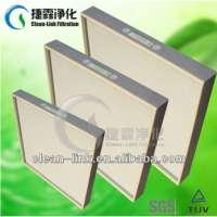 Air conditioning system Mini fibregalss filter paper HEPA Panel filter Manufacturer