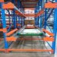 Automantic Storage Shuttle Pallet Racking System Manufacturer