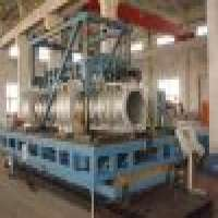 Double Wall Corrugated Pipe Extrusion Line Machinery Manufacturer
