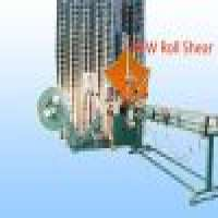 Roll shear spiral duct machine Manufacturer