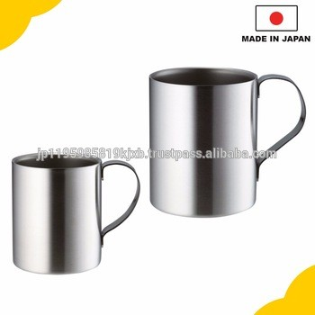 drinking glass cup Welding double wall mug small lot