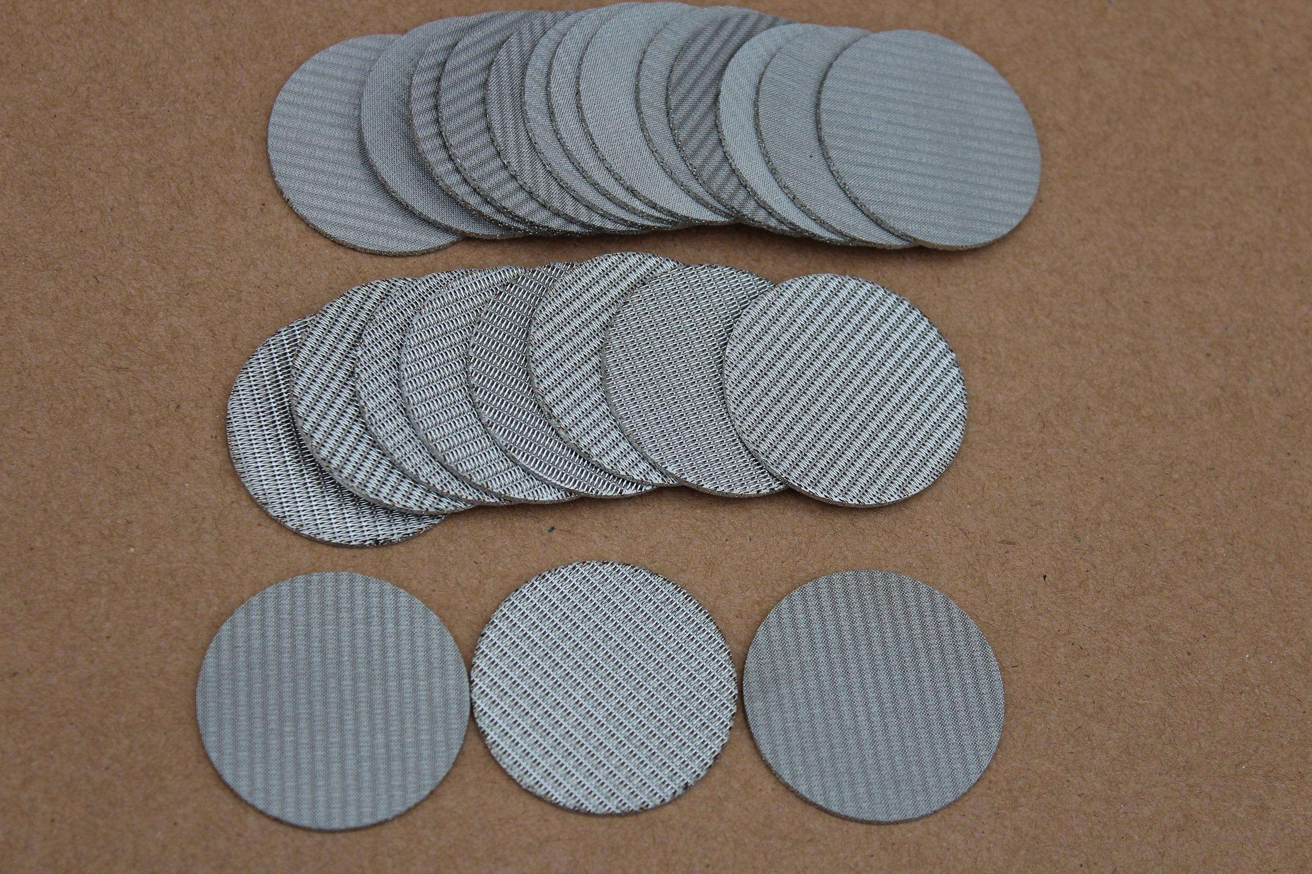 Stainless Steel Sintered Wire Mesh ,filter Cloth/mesh Diffusion ...