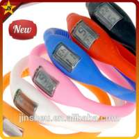 Colorful Kids Silicone Sport Wrist Bracelet Watch