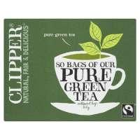 Clipper Green Tea Bags