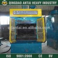 Q3210 wheel abrator shot blasting machine Manufacturer