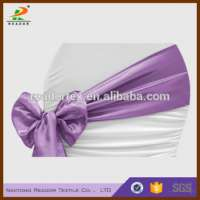 Heliotrope Customized Chair Sashes Manufacturer