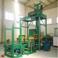 Concrete Block Brick Making Machine Manufacturer
