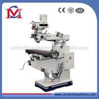 head Vertical Turret milling machine