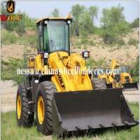WOLF front end loader heavy construction equipment Manufacturer