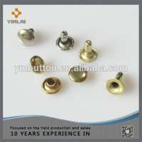 double cap clothing rivet Manufacturer