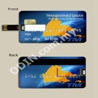 Slim Wallet Card USB Pen Drive -  Manufacturer