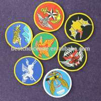 Merrow Border Woven Badges Manufacturer