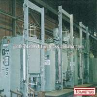 Bright annealing furnace heating treatment